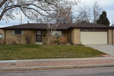 Denver Single Family Home Active: 1049 Douglas Drive