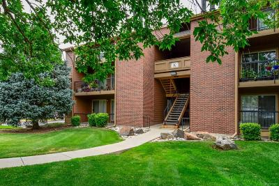 Littleton Condo/Townhouse Under Contract: 4899 South Dudley Street #K11