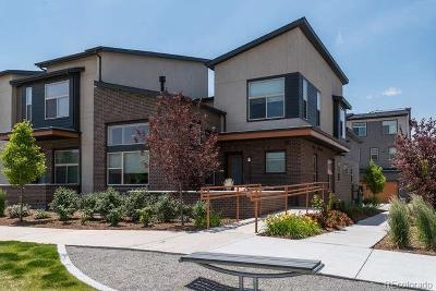 Lone Tree Condo/Townhouse Under Contract: 10132 Belvedere Loop