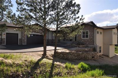 Larkspur CO Single Family Home Active: $828,900