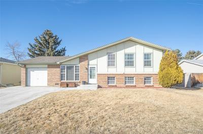 Single Family Home Under Contract: 9347 West Hamilton Drive