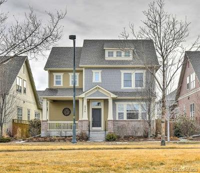 Denver Single Family Home Under Contract: 8946 East 35th Avenue