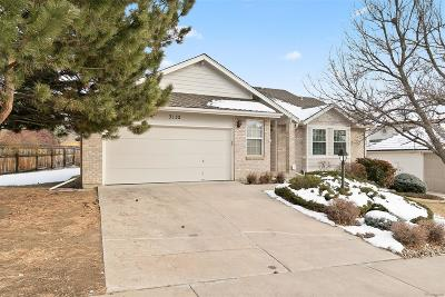 Denver Single Family Home Active: 3132 South King Way