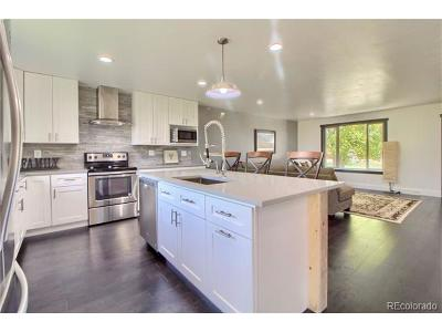 Evergreen, Arvada, Golden Single Family Home Active: 8469 Otis Drive