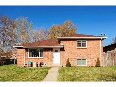 Single Family Home Represented Seller: 1693 South Utica Street