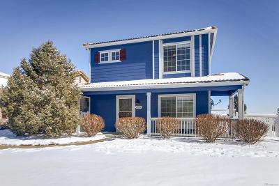 Green Valley Ranch Single Family Home Under Contract: 21528 East 45th Avenue