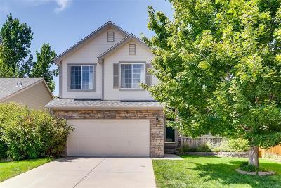 Castle Rock Single Family Home Under Contract: 5610 Spruce Avenue