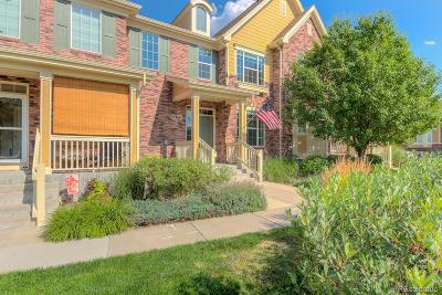 Arvada Condo/Townhouse Active: 6365 Orion Court #B