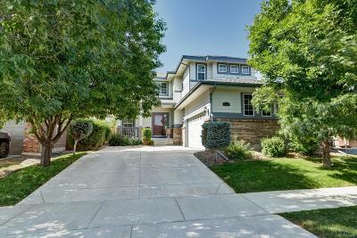 Commerce City Single Family Home Active: 9843 Laredo Drive