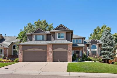 Highlands Ranch Single Family Home Active: 8951 Silver Court