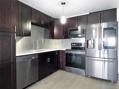 Denver Condo/Townhouse Active: 1121 Albion Street #908