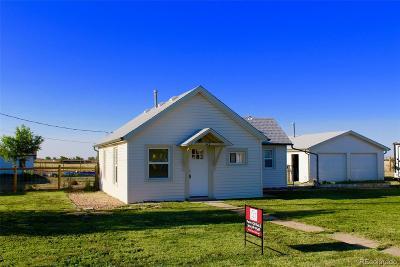 Byers Single Family Home Active: 43 Cedar Avenue