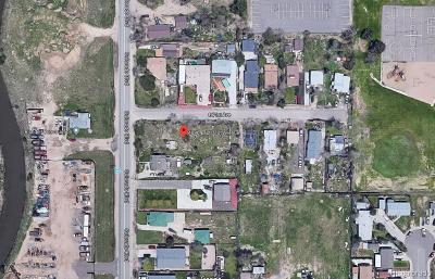 Adams County Residential Lots & Land Active: 4090 East 71st Avenue