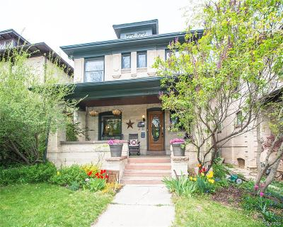 Single Family Home Under Contract: 1475 Saint Paul Street