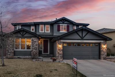 Highlands Ranch Single Family Home Active: 3405 Darlington Circle
