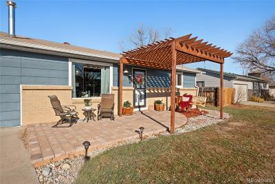 Arvada Single Family Home Active: 6253 West 78th Avenue