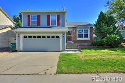 Broomfield Single Family Home Under Contract: 3736 West 126th Avenue