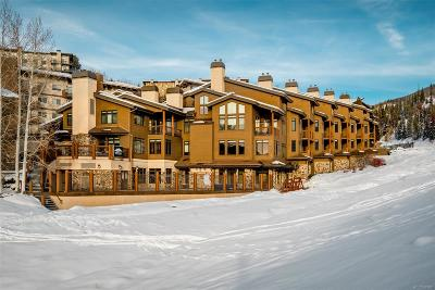 Steamboat Springs Condo/Townhouse Active: 2355 Ski Time Square Drive #314-4-66