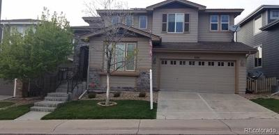 Highlands Ranch Single Family Home Active: 5341 Windflower Lane