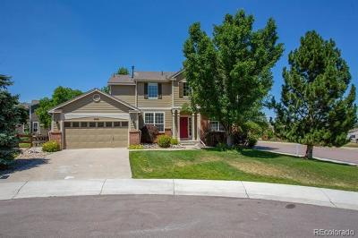 Castle Pines North Single Family Home Active: 7079 Campden Place