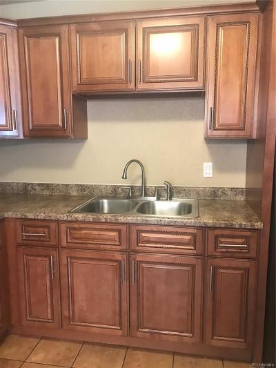 Aurora Single Family Home Under Contract: 937 Vaughn Street