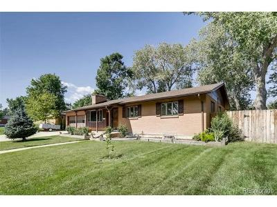 Golden Single Family Home Active: 2253 Braun Court