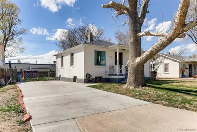 Englewood Single Family Home Active: 4561 South Lincoln Street