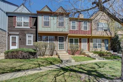 Aurora Condo/Townhouse Active: 12063 East Tennessee Avenue