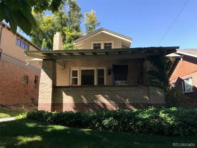 Congress Park Single Family Home Active: 737 Garfield Street