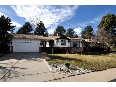 Lakewood Single Family Home Active: 14178 West Center Drive