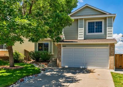Highlands Ranch Single Family Home Active: 10401 Hyacinth Street