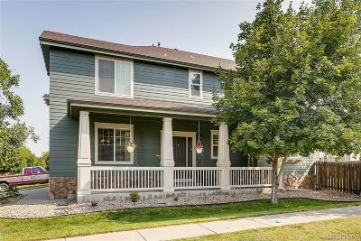 Commerce City Single Family Home Active: 10426 Wheeling Street