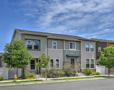 Broomfield County Condo/Townhouse Active: 11320 Sheps Way