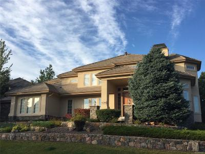 Lone Tree CO Single Family Home Under Contract: $1,075,000