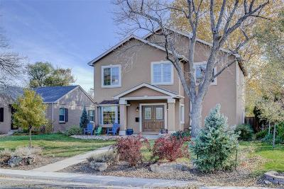 Denver Single Family Home Active: 906 Forest Street