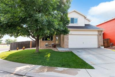 Broomfield Single Family Home Under Contract: 12491 Beach Street