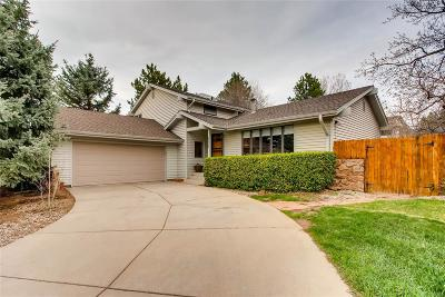 Westminster Single Family Home Under Contract: 10052 Zenobia Court