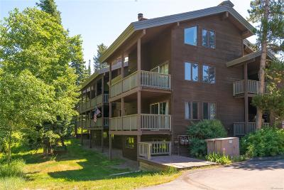 Steamboat Springs CO Condo/Townhouse Under Contract: $475,000