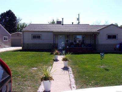 Aurora Single Family Home Active: 708 Zion Street