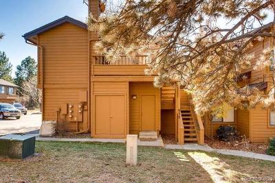 Denver Condo/Townhouse Under Contract: 9400 East Iliff Avenue #52