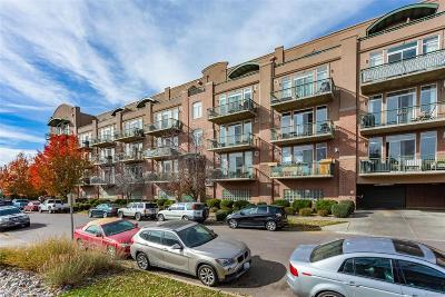 Denver Condo/Townhouse Under Contract: 3201 Shoshone Street #206