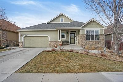 Littleton Single Family Home Active: 10863 West Hinsdale Drive