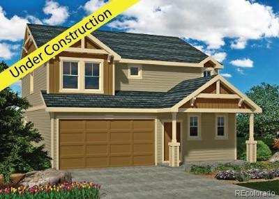 Single Family Home Active: 10538 Racine Way
