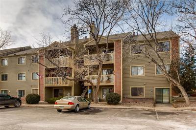 Arvada Condo/Townhouse Under Contract: 6388 Oak Court #105