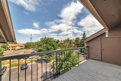 Littleton Condo/Townhouse Under Contract: 4899 South Dudley Street #D24