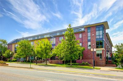 Littleton Condo/Townhouse Active: 1950 West Littleton Boulevard #206