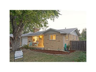 Longmont Single Family Home Active: 1647 Atwood Street