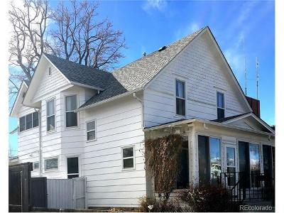Lafayette Single Family Home Active: 206 East Geneseo Street