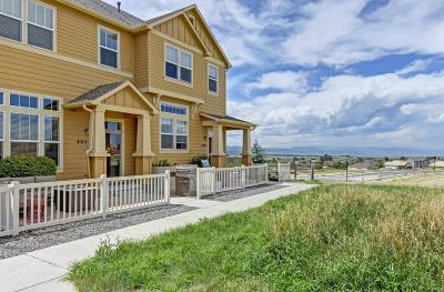 Castle Rock Condo/Townhouse Active: 4053 Sandia Trail
