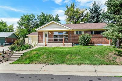 Northglenn Single Family Home Active: 152 Pike Street
